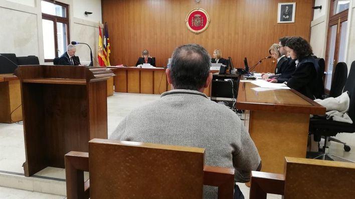 El acusado del mayor incendio de la Serra dice que fue 'sin querer'
