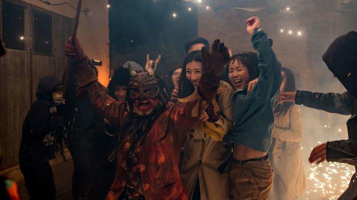 La serie china 'Spain Passion' pone en Mallorca el punto final a su rodaje en España