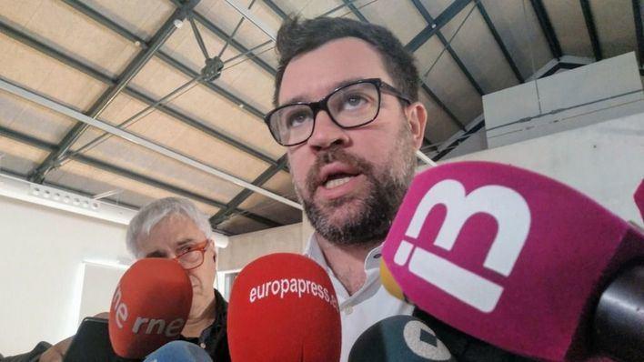 Antoni Noguera, en la línea de salida para liderar Més