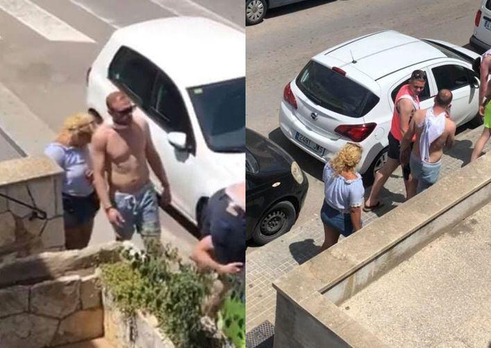 Los guías turísticos alertan sobre una ola de robos a turistas de cruceros