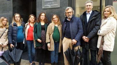 Primer juicio contra el Govern por discriminación de las médicas embarazadas