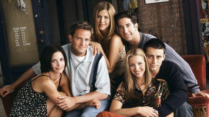 HBO prepara un reencuentro de 'Friends' con los seis protagonistas