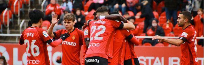 El Mallorca jugará por la mañana los encuentros contra Celta, Sevilla y Granada