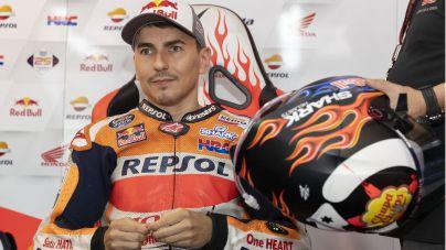 Jorge Lorenzo se retira de MotoGP