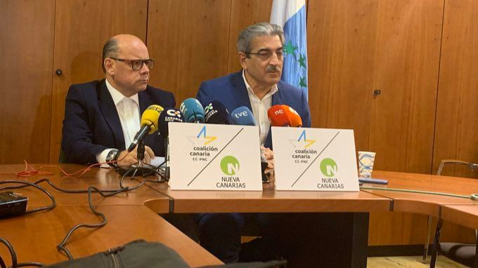 Los canarios anuncian que no bloquearán la investidura de Sánchez