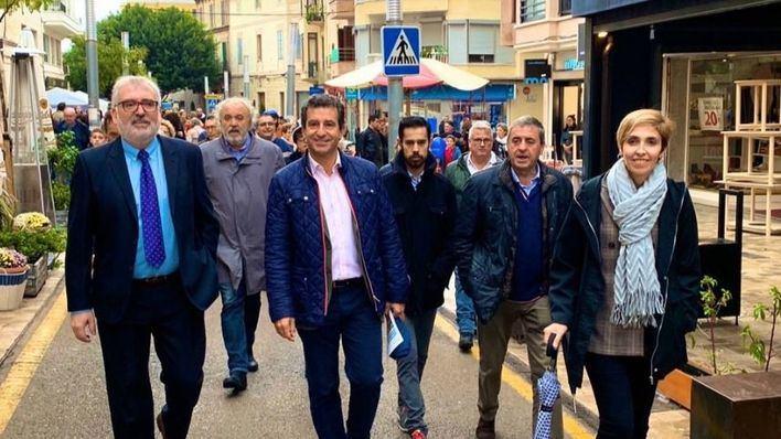 Company, sin contemplaciones contra Sánchez: 'Ataca a Baleares desde que llegó a la Moncloa'