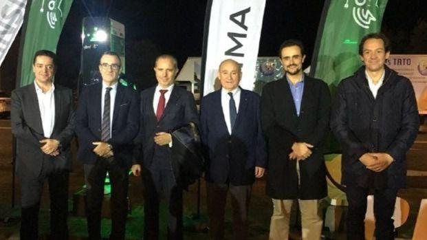 La primera electrolinera de Baleares se instala en el polígono de Son Castelló de Palma