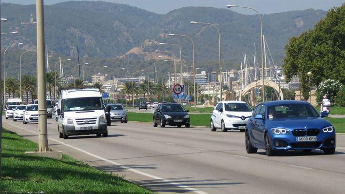 Más de un millón de coches circulan con defectos graves en sus ruedas