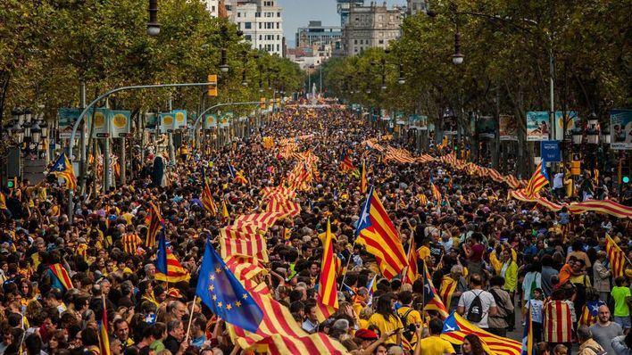 Decae el sentimiento independentista en Cataluña y se incrementan los partidarios de la pertenencia a España