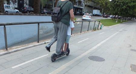Campaña de Cort sobre el uso de patinetes eléctricos coincidiendo con el inicio de las multas