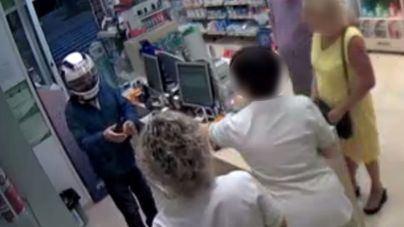 Encarcelado por tres asaltos con arma blanca en Sant Llorenç