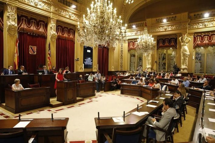 PP, Ciudadanos (Cs), El PI y Vox presentan enmiendas a la totalidad de los Presupuestos autonómicos