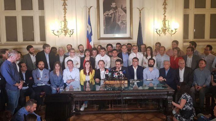 Chile se deshará de la Constitución de Pinochet 40 años después