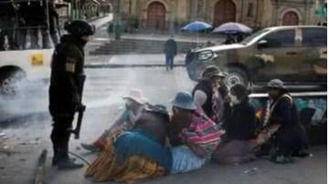 Al menos 5 muertos en los graves enfrentamientos entre manifestantes y fuerzas de seguridad en Bolivia