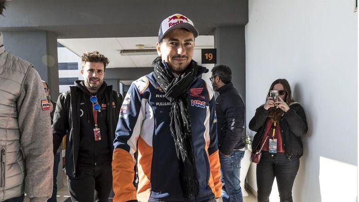 Jorge Lorenzo ante su última carrera: