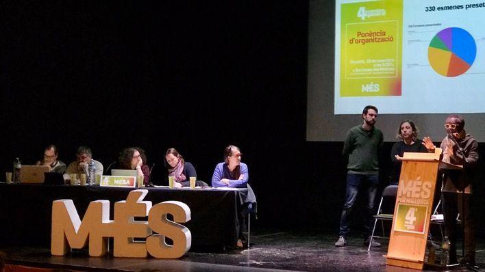 Més per Mallorca continuará el próximo sábado su debate de organización y política