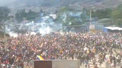Denuncian que al menos 23 personas han fallecido desde el inicio de la crisis en Bolivia