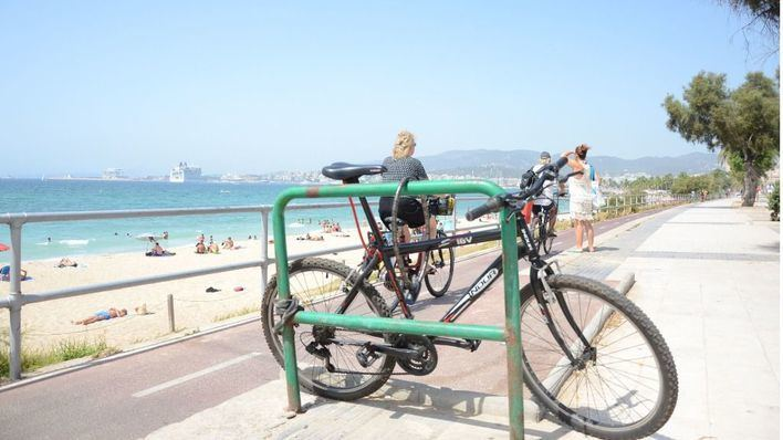 Mallorca sumará 11,8 kilómetros de carril bici y para peatones a los ya existentes
