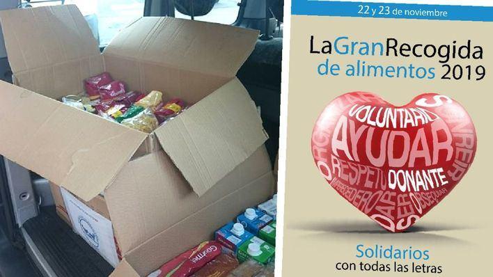 El Banco de Alimentos busca un centenar de voluntarios para la 'Gran Recogida' en Mallorca