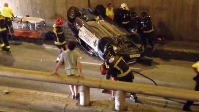 Fallecen 64 personas en cinco años en Baleares en accidentes de tráfico en ciudad