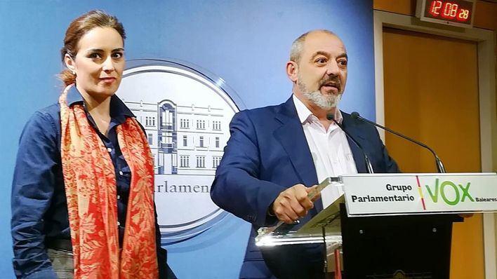 Vox acusa al Govern de crear