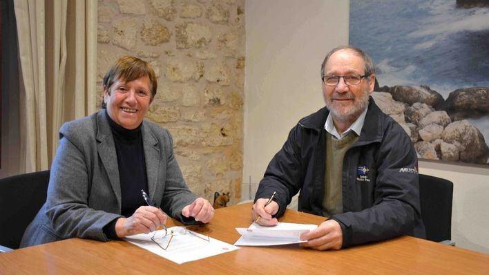 El Ayuntamiento de Santanyí renueva su colaboración con el Reial Club Nàutic Portopetro