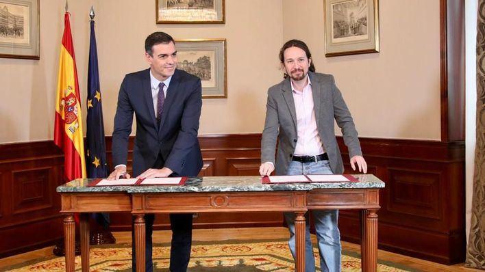 El PSOE consultará el 23 de noviembre a sus militantes el acuerdo con Podemos