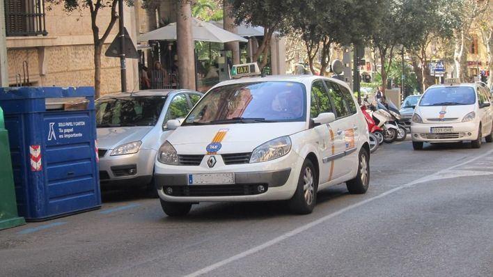 Baleares sigue perdiendo taxis: 2.942 en total, 37 menos que en 2018
