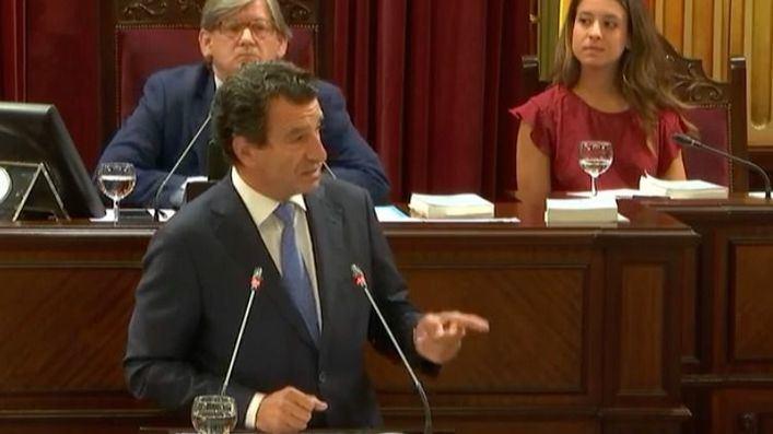 Company: 'Los únicos culpables de que en enero no esté en vigor el REB son Sánchez y Armengol'