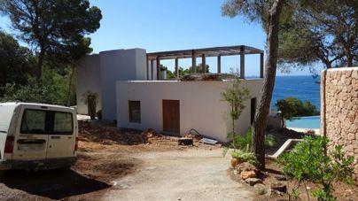 Multa de 82.379 euros a un particular por hacer obras infringiendo la Ley de costas en Ibiza