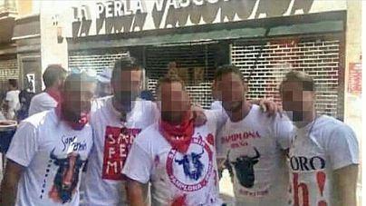 Más años de cárcel para 'La Manada' de Pamplona por grabar el vídeo de la violación
