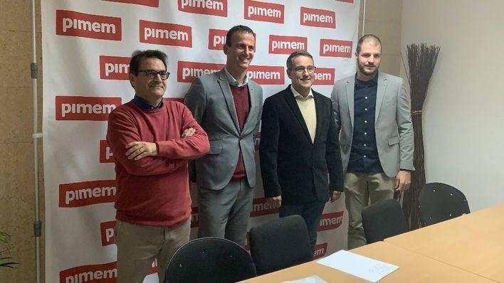 Mateu Català preside la asociación territorial de Pimem en Manacor