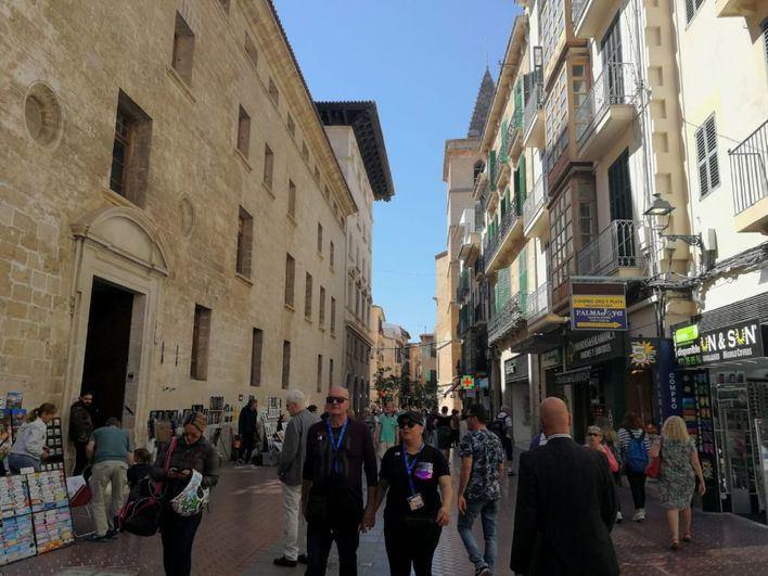 La llegada de turistas a España batirá este año un nuevo récord con 83,4 millones