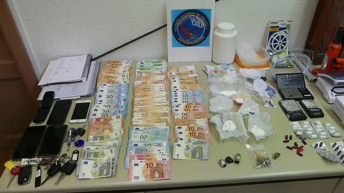 Cae en Mahón un grupo dedicado al tráfico de drogas que usaba menores en su entramado