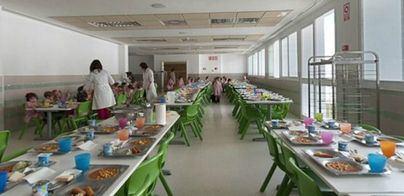 El comedor escolar cuesta 6 euros al día en Baleares, el doble que en el resto del país