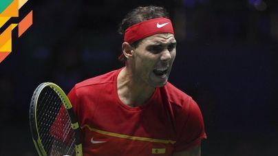Nadal vence y España pasa a cuartos de la Copa Davis
