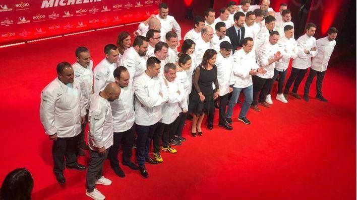 'Voro' se cuela en la élite de los restaurantes con estrella Michelin