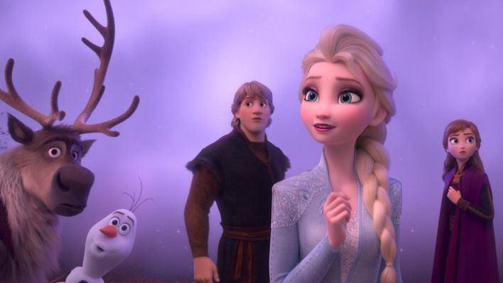 'Frozen 2' llega este viernes a los cines