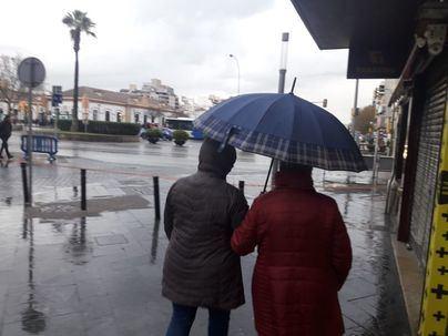 Activadas las alertas ante la previsión de fuertes vientos, lluvias y tormentas en Baleares
