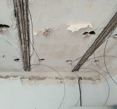 Tercer edificio desalojado en Palma en una semana por riesgo de derrumbe