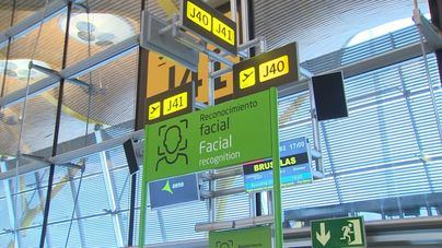 Aena e Iberia prueban el reconocimiento facial en Barajas