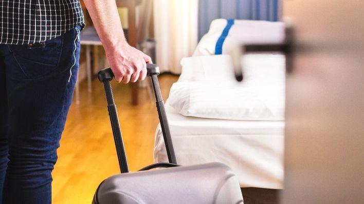 Las pernoctaciones hoteleras caen un 4,5 por ciento en Baleares