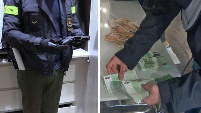Cae un grupo criminal por estafar más de 730.000 euros a entidades bancarias