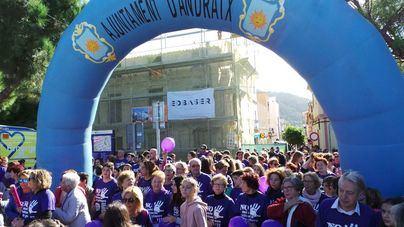 Andratx celebra el domingo la IV Marcha solidaria contra la violencia de género