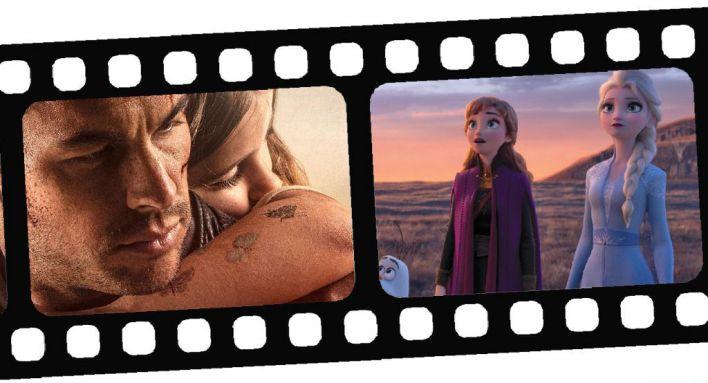 'Frozen 2' y todos los estrenos de cine de este viernes