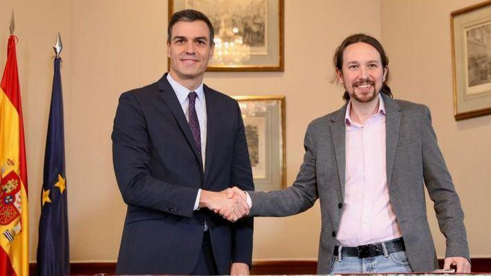 El 92 por ciento de militantes del PSOE avala el preacuerdo con Podemos