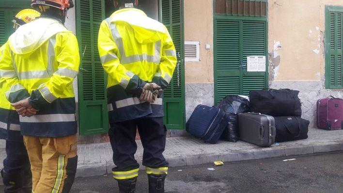 Tres de cada cuatro edificios de Palma no se someten a inspección técnica