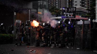 Los candidatos prodemocracia arrasan en las elecciones locales de Hong Kong