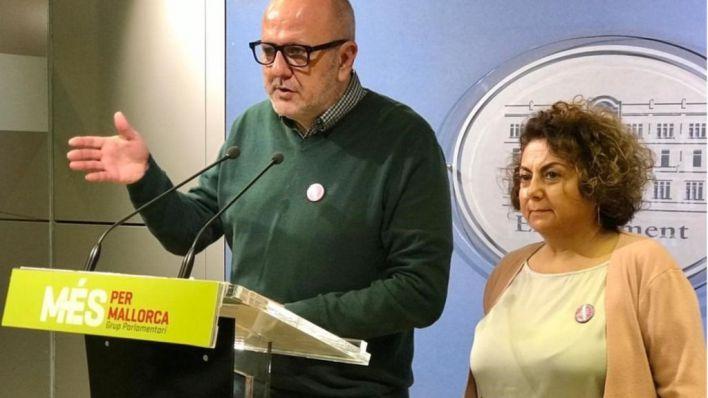 Més: 'El fascismo está presente en las instituciones'