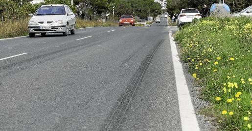 Invierten tres millones de euros en el mantenimiento de carreteras de Mallorca